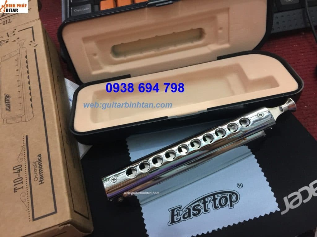 kèn harmonica chromatic giá rẻ ở tphcm
