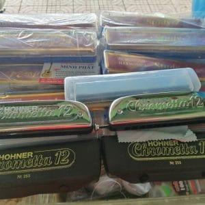 Kèn Hohner Chrometta 12 lỗ