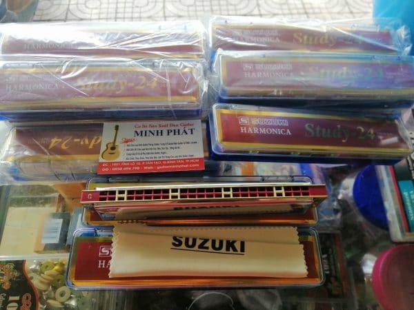 Suzuki Tremolo Study 24 lỗ tone C