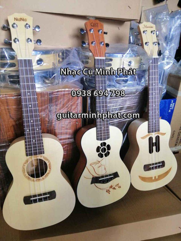 Mua đàn ukulele concert giá rẻ tại tphcm