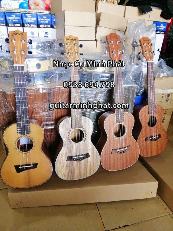 dan ukulele concert gia re cho nguoi moi tap choi