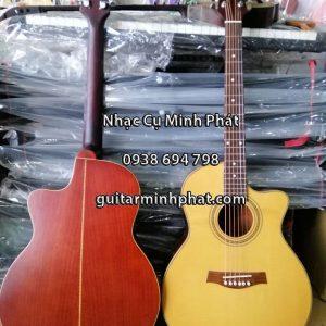 Sản phẩm Đàn Guitar HD23A Gỗ Hồng Đào .Gọi 0938 694 798 để đặt hàng. ship TPHCM có thể xem hàng tại cửa hàng số 1021 Tỉnh Lộ 10, P.Tân Tạo, Q.Bình Tân.