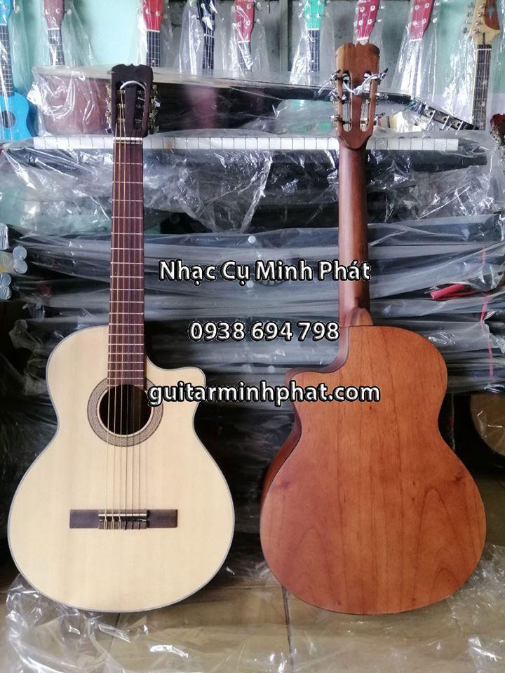 Đàn guitar classic HD15C - liên hê 0938 694 798 để được tư vấn và xem đàn guitar tại cửa hàng