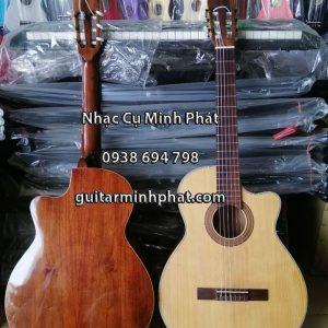 Đàn Guitar Classic HD25C Dáng Thùng Khuyết - Nhạc Cụ Minh Phát - Liên hệ 0938 694 798 để được tư vấn và đặt hàng