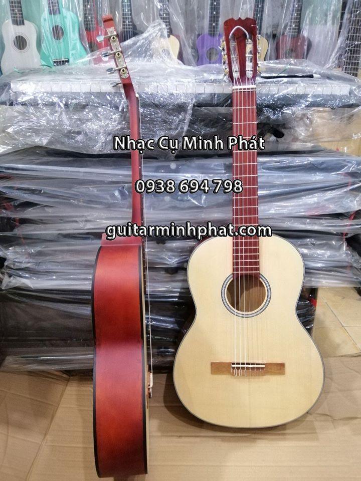 Classic Guitar MD100C - Đàn guitar Classic giá rẻ - liên hệ 0938 694 798 để được tư vấn và xem đàn tại cửa hàng