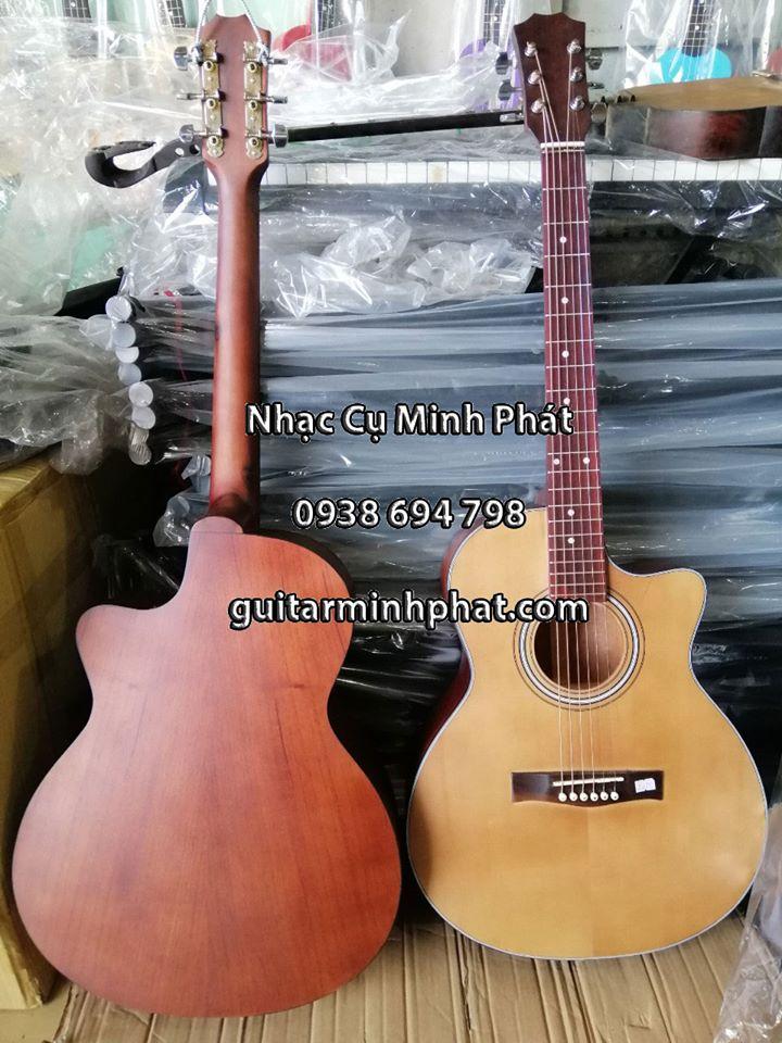 Guitar Acoustic HD10A Gỗ Hồng Đào - Nhạc Cụ Minh Phát - liên hệ 0938 694 798 để được tư vấn và xem đàn tại cửa hàng