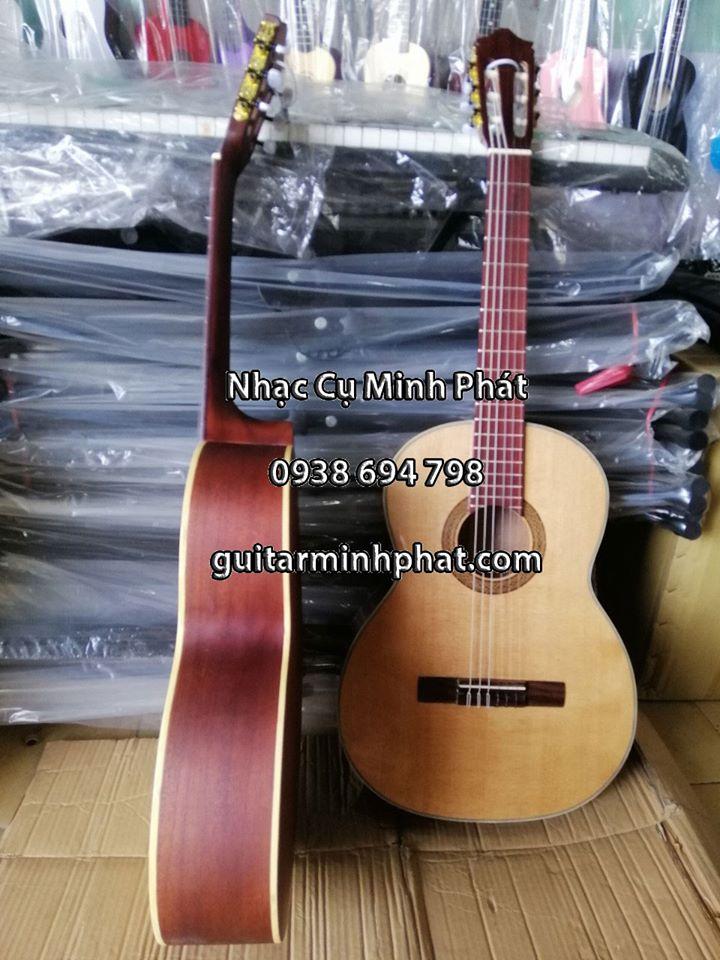 Sản phẩm đàn guitar classic gỗ hồng đào mã HD22C - Liên hệ 0938 694 798 để được tư vấn và xem đàn tại cửa hàng