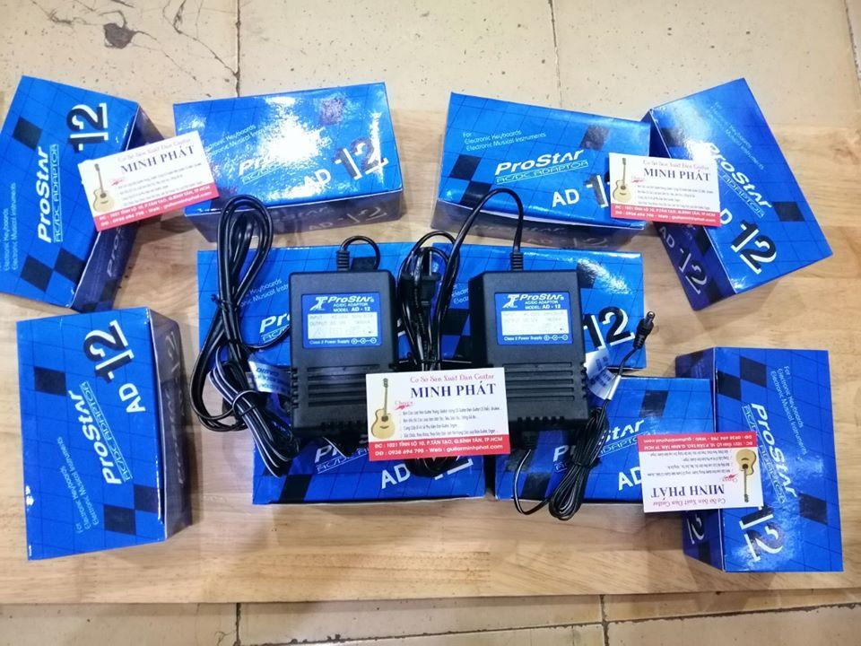 Nhạc Cụ Minh Phát chuyên bán adapter đàn organ casio chính hãng chất lượng cao với mức giá cực ưu đãi