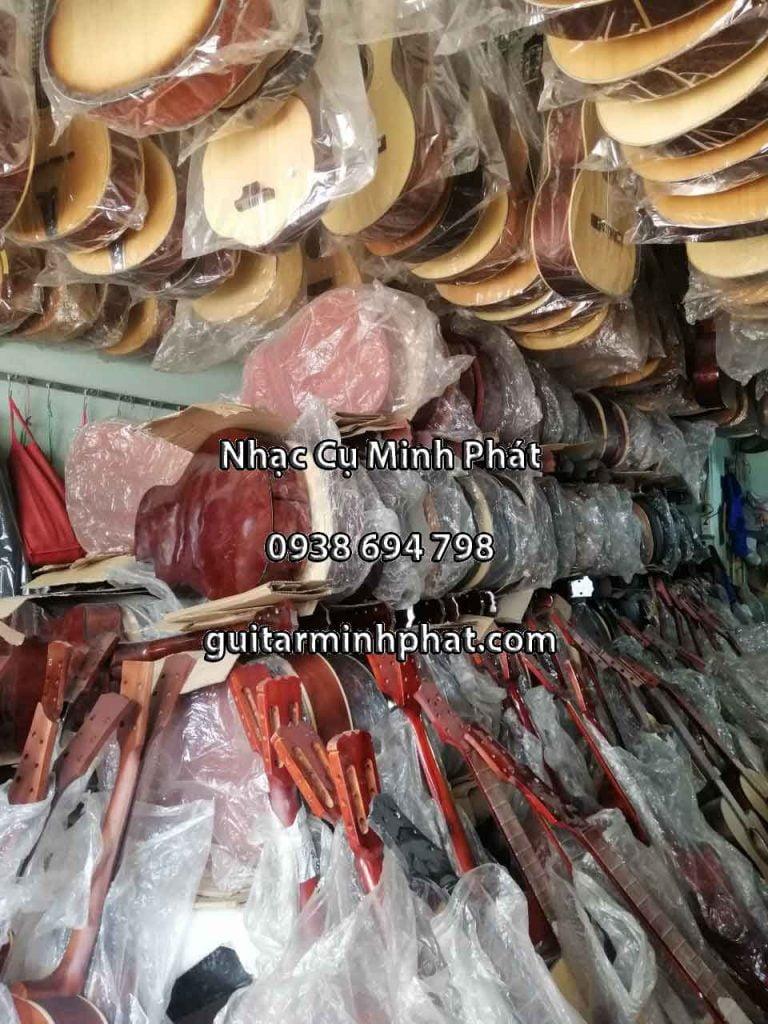 Xưởng đàn guitar Minh Phát tại TPHCM