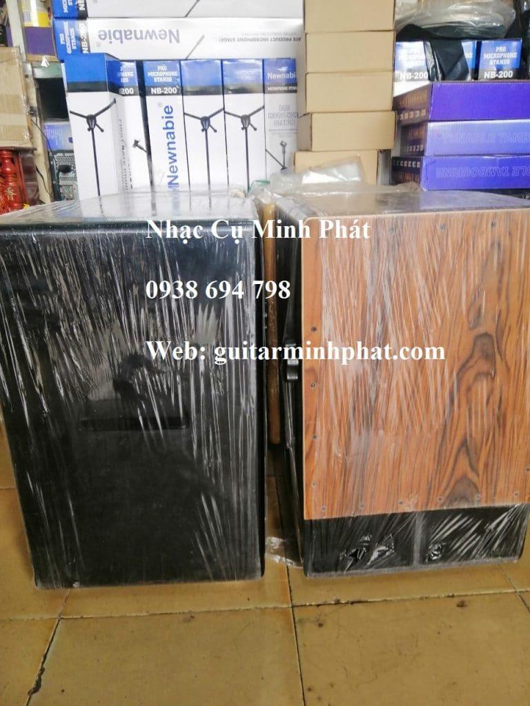 Cửa hàng bán Trống Cajon Minh Phát giá rẻ Tphcm