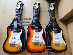 Shop đàn guitar điện fender phím lõm