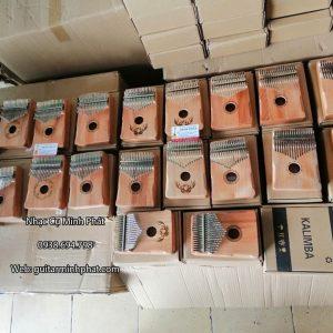 Shop Bán đàn kalimba 17 phím cao cấp tại tphcm
