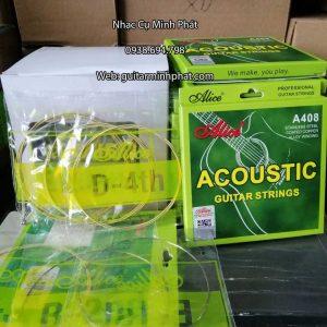 Bộ dây đàn guitar acoustic Alice A408