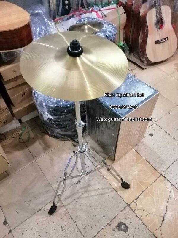 Cymbal Cajon 12 inch liên hệ 0938 694 798