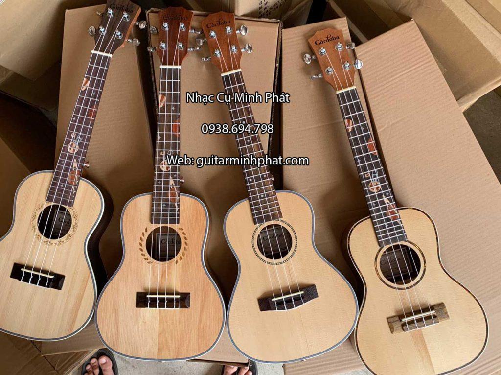 Bán đàn ukulele concert giá rẻ quận Bình Tân