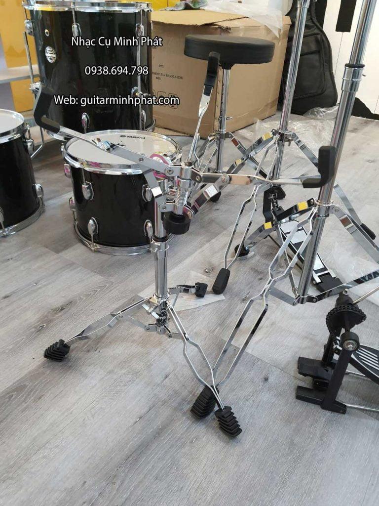 Chi tiết bộ trống snare cao cấp dành cho bộ trống jazz yamaha