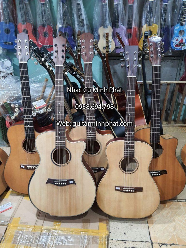 Top 5 mẫu guitar acoustic tầm trung nên chọn cho người mới học và chơi chuyên nghiệp